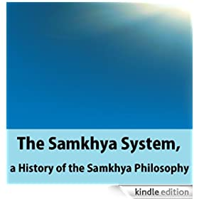The Samkhya System, a History of the Samkhya Philosophy