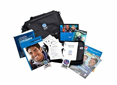 PADI Divemaster Crew Pack Training Materials for Scuba Divers produced by PADI