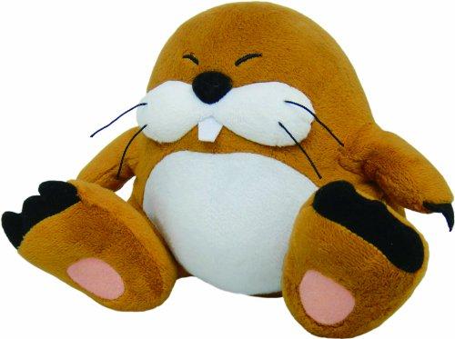 "Sanei Super Mario Plush Series Monty Mole/Chorobu Plush Doll, 6"" - 1"