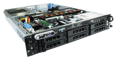 Dell PowerEdge 2950 II Server 2x 2.33GHz E5345