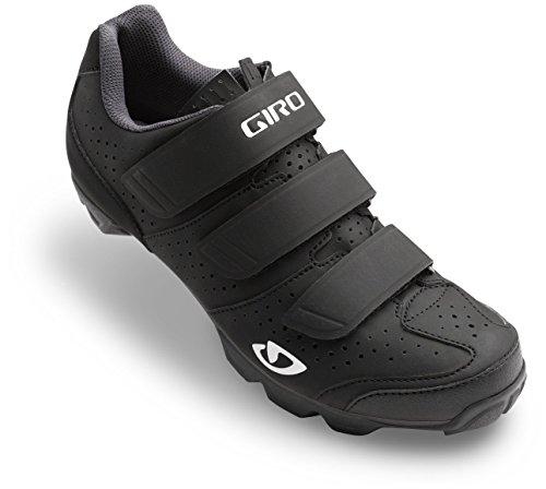 Giro Riela R Shoe - Women's Black/Charcoal 41 (Giro Cycle Shoes Womens compare prices)