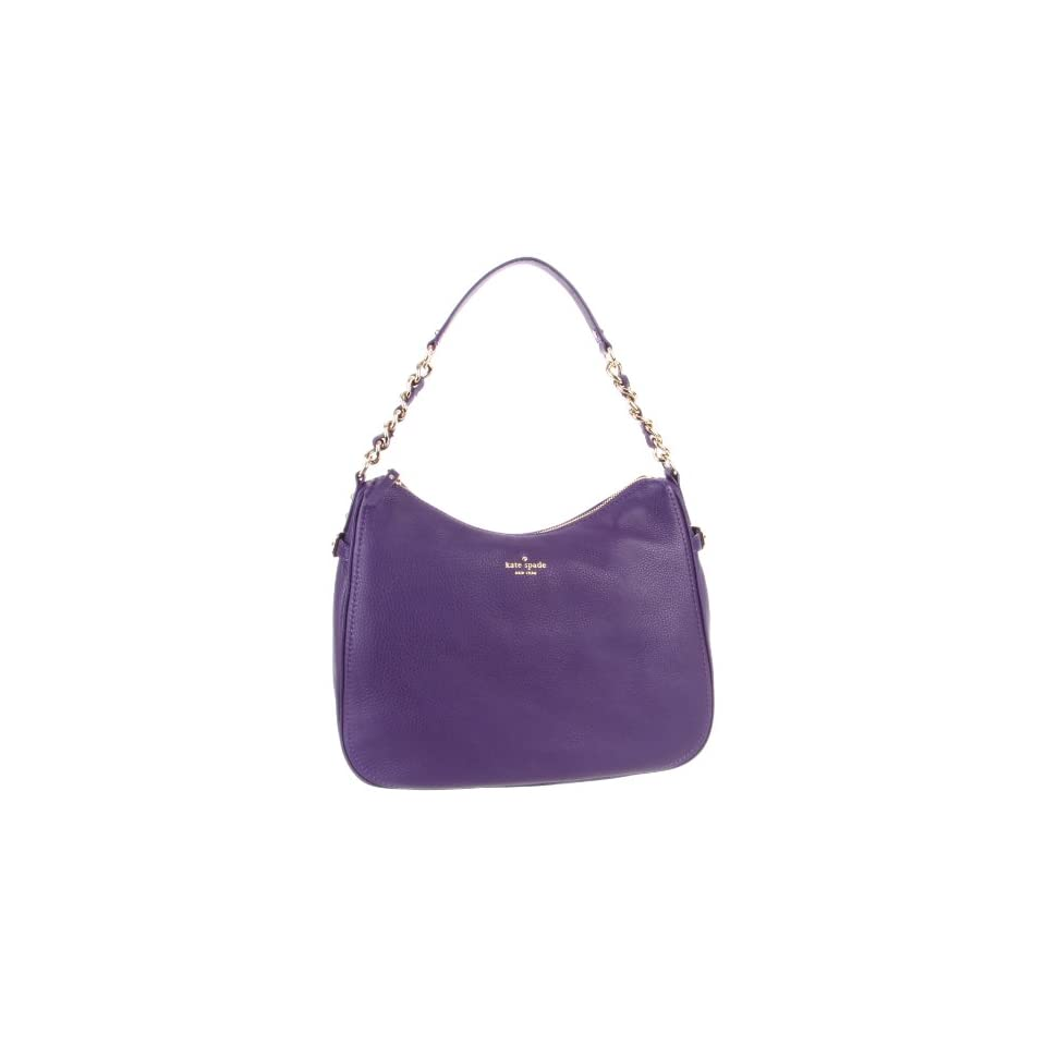 Kate Spade New York Cobble Hill Finley  Hobo,Dark African Violet,One Size
