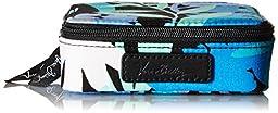 Vera Bradley Travel Pill Case 2.0 Pouch, Camo Floral, One Size