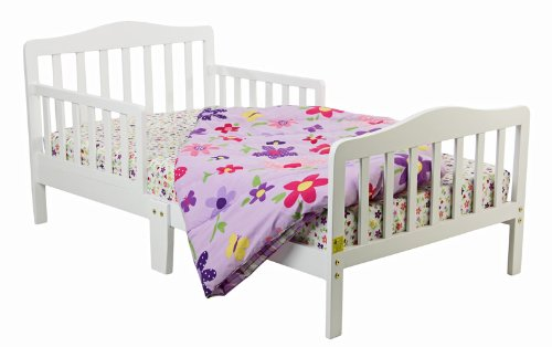 Sale!! Dream On Me Classic Toddler Bed - White