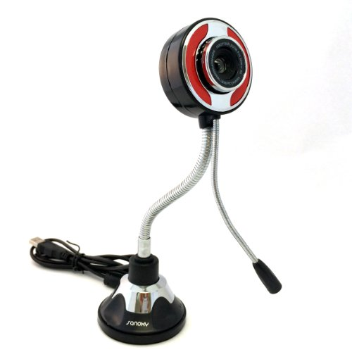 Flexible 5.0 Megapixel Usb Pc Camera Webcam
