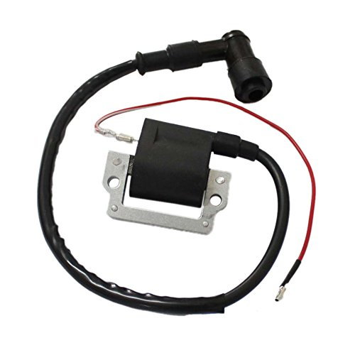 New 12V Single Output Ignition Coil For Honda Xl185 Xl Xr 70 75 80 100 125 175 185 200 250 350 Replace Oem 30400-045-035 30500-120-005 30500-120-003 30500-165-033 30500-165-013 30500-165-023 30530-126-921 30500-098-671 30530-330-405 30400-107-007 30400-10