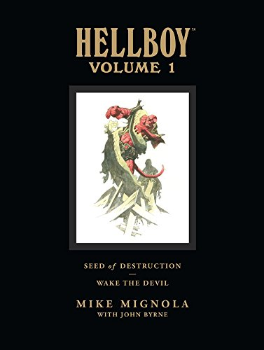 [Hellboy Library: Seed of Destruction and Wake the Devil Volume 1] (By: Mike Mignola) [published: May, 2008]