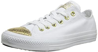 converse femme blanches