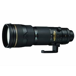 Nikon 200-400mm f/4G AF-S SWM SIC ED IF VR II Nikkor Super Telephoto Zoom Lens for Nikon Digital SLR Cameras