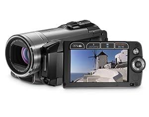 Canon VIXIA HF200 HD Flash Memory Camcorder w/15x Optical Zoom