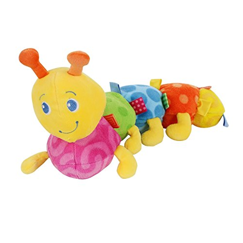 Mary Meyer Taggies Colours Toy, Caterpillar