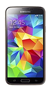 Samsung Galaxy S5 5.1 inch 16GB UK Sim Free Android Smartphone - Gold