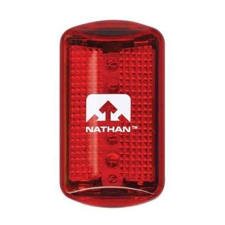 Nathan Hydration 2013 Clip-On Deluxe L.E.D. Safety Strobe