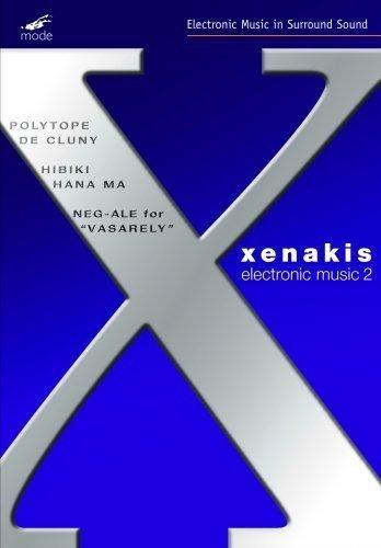 Iannis Xenakis: Electronic Works, Vol. 2 - Polytope de Cluny/Hibiki Hana Ma/Der Chaud