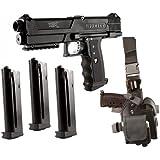 Tippmann TiPX Paintball Pistol Starter Kit