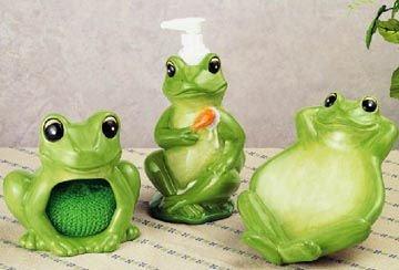 Marvelous Frog Decorations