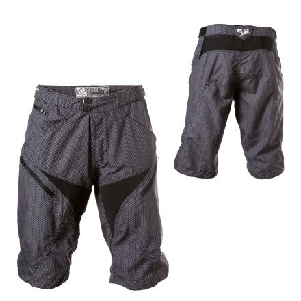 Buy Low Price Royal Racing Esquire Shorts black/grey (B004I9KXN8)