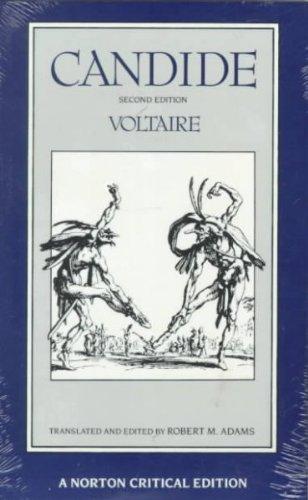 Candide; or, Optimism: a new translation, backgrounds,...