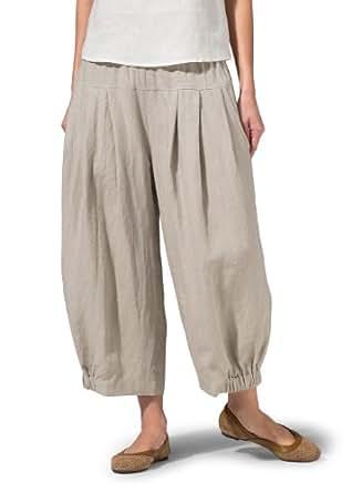 Innovative Black Cotton Women S Clothes Pants Outfit Cotton Fabric Long Pants