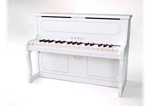 KAWAI アップライトピアノ ホワイト