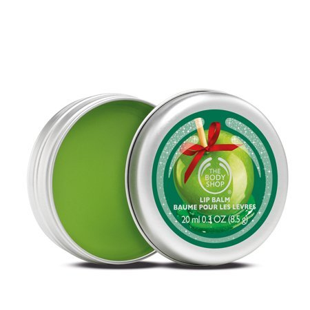 The Body Shop Glazed Apple Lip Balm Limited Holiday Edition (Glazed Apple Bath Jelly compare prices)