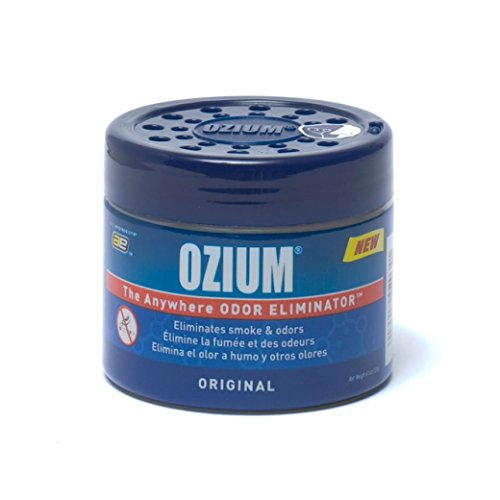 ozium smoke odors eliminator gel home office and car air freshener 127g original. Black Bedroom Furniture Sets. Home Design Ideas