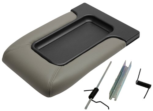 IPCW BB102 Light Gray Front Jumper Seat Center Console Lid
