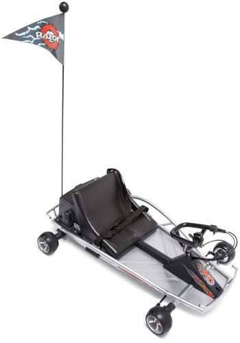 Razor Ground Force Electric Go-Kart (Silver)