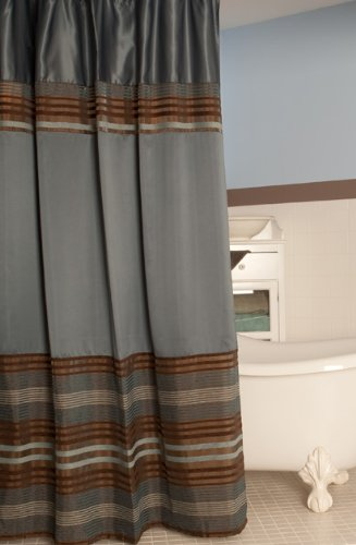 Chenille shower curtain - Lookup BeforeBuying