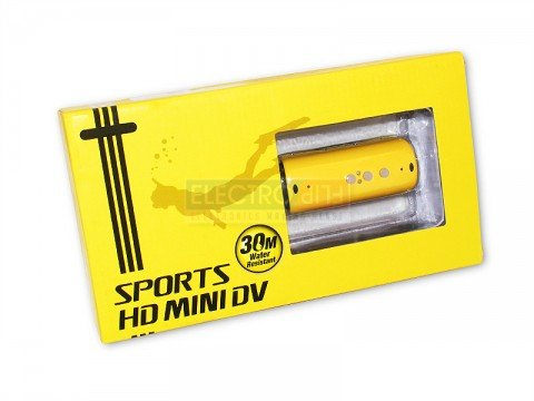 Portable Waterproof Mini Video / Picture Recorder For Indoor Climbing