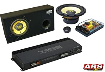 Audio system x--iON series kit complet