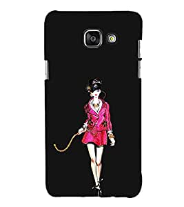 Ramp Walk 3D Hard Polycarbonate Designer Back Case Cover for Samsung Galaxy A5 (2016) :: Samsung Galaxy A5 2016 Duos :: Samsung Galaxy A5 2016 A510F A510M A510FD A5100 A510Y :: Samsung Galaxy A5 A510 2016 Edition