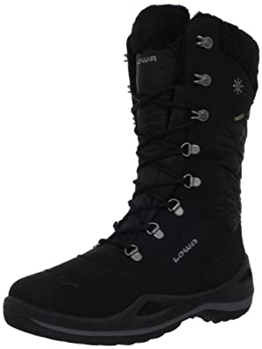 Lowa Women's Paganella GTX Boot,Anthracite,8 M US