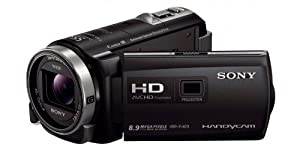 Sony HDRPJ420VE - Videocámara FULL HD de 8.9 Mp (pantalla de 3