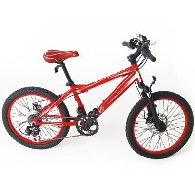 CX30 20″ Red Mountain Bike by Ferrari® (B0012EZMJM)