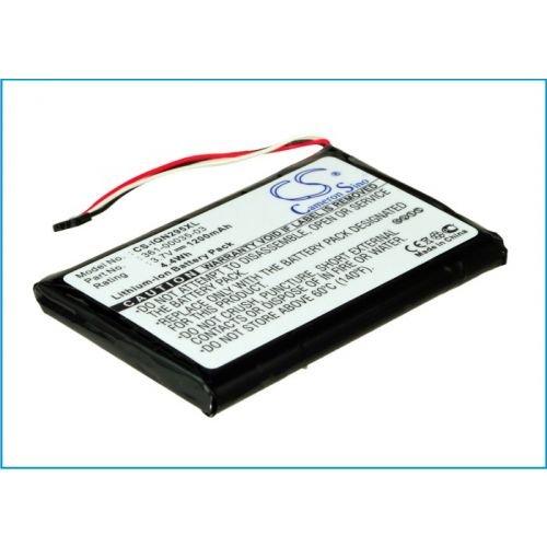 1200mah Li-ion Battery 361-00035-03 For Garmin Nuvi 2455lmt
