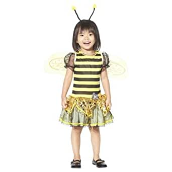 INFANT / TODDLER LITTLE HONEYBEE BUMBLE BEE COSTUME