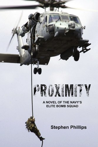 Image of Proximity: A Novel of the Navy's Elite Bomb Squad