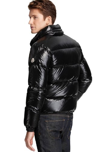 Moncler Moncler PCS Unique Ever Puffer Jacket X-Large Black Puffer Down Hoodie Moncler 5