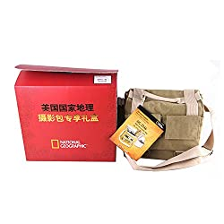 National Geographic NG 2346 Earth Explorer Midi Messenger Bag