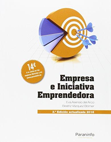 Empresa e iniciativa emprendedora 3.ª edición (2016)
