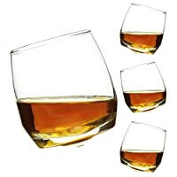 Rocking Glasses set of 6