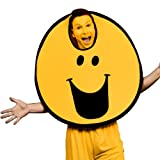 Mr Men - Mr Happy Costume - ONE SIZE