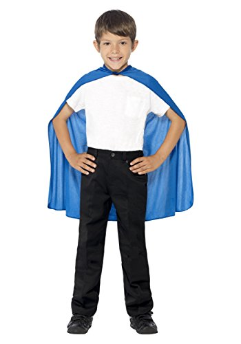 Blue Cape Child Accessory
