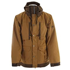 Buy 686 Times Dickies Industrial Insulated Jacket (Duck) Mens Snowboard Jacket by 686