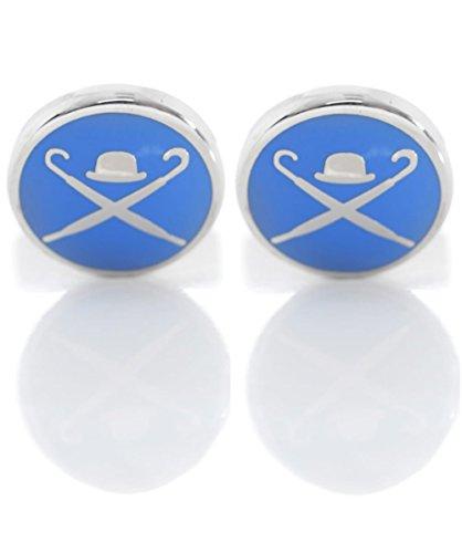 hackett-gewolbte-logo-manschettenknopfe-ein-grosse-blau