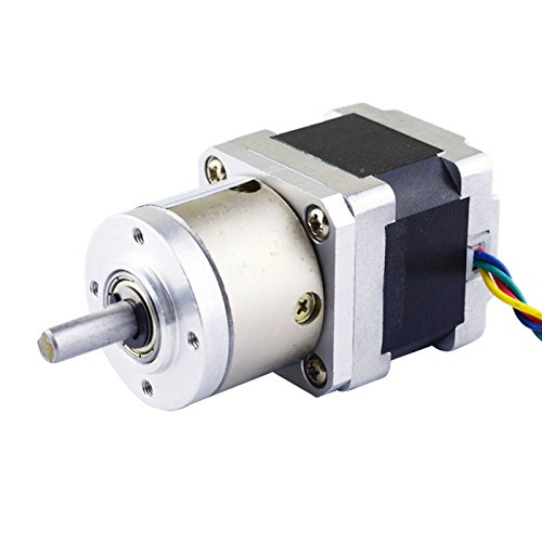 Gear Ratio 5:1 Planetary Gearbox With Nema 14 Stepper Motor 14Hs13-0804S-Pg5