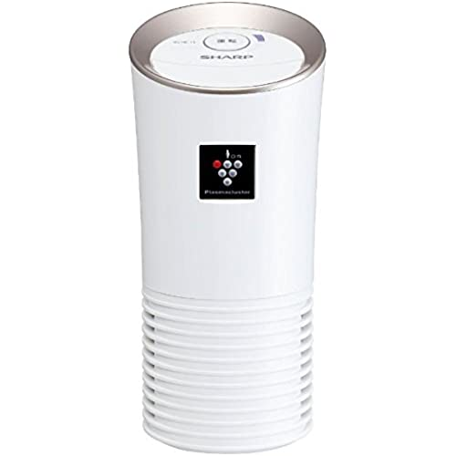 샤프 이온 발생기 플라즈마(plasma) 클러스터25000탑재 컵 홀더 타입 화이트 IG-HC15-W-IG-HC15-W