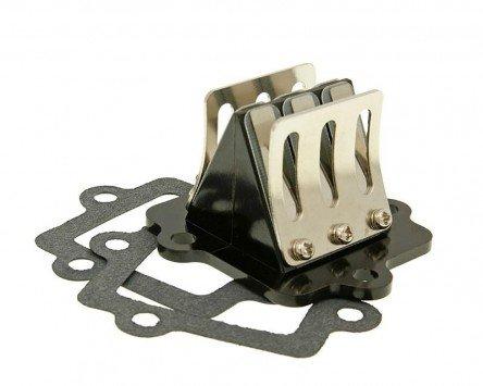 Membranblock-RACING-6-Klappen-Aprilia-SR-50-Di-Tech-50-bis-07u03-Aprilia-Injection