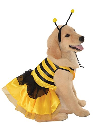 costume accessories - Cat & Dog Costume Baby Bumblebee Medium
